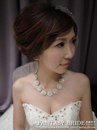 ❤️Becca Studio新娘造型❤️氣質女神