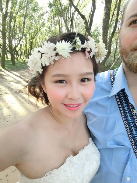 花仙子造型 - 新秘雪蓉