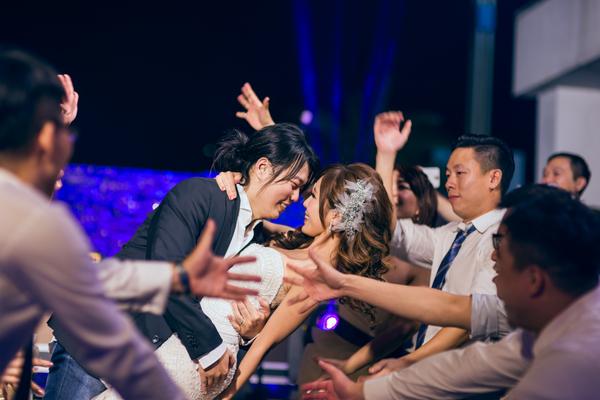 [婚禮紀錄] 淡水La Villa / Mia & Becker @大帥攝影