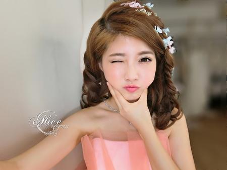 輕日系~可愛造型~bride Su