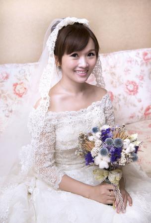 新秘Vicky Li ★婚宴新秘