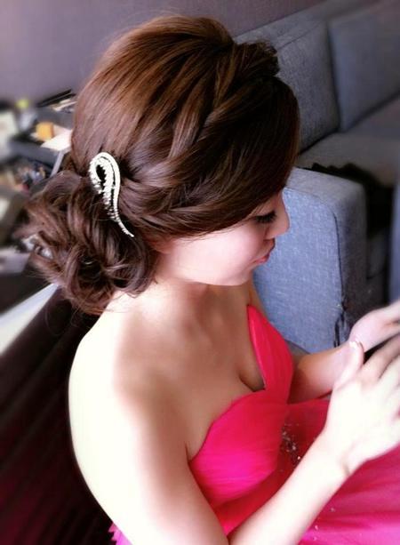 _Rita C. 婚禮造型 : 典雅精緻