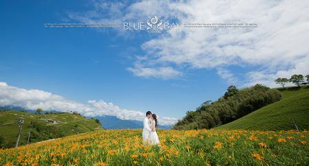 八月台東新人作品-BLUE BAY 蔚藍海岸