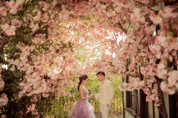 愛情的春夏秋冬室