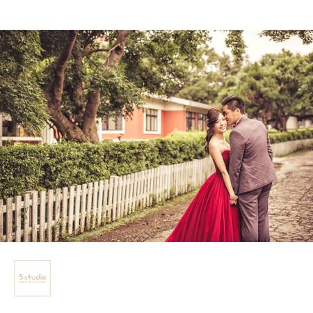 美軍宿舍婚紗攝影 - 5studio - WeddingDay 我的婚禮我做主_插圖