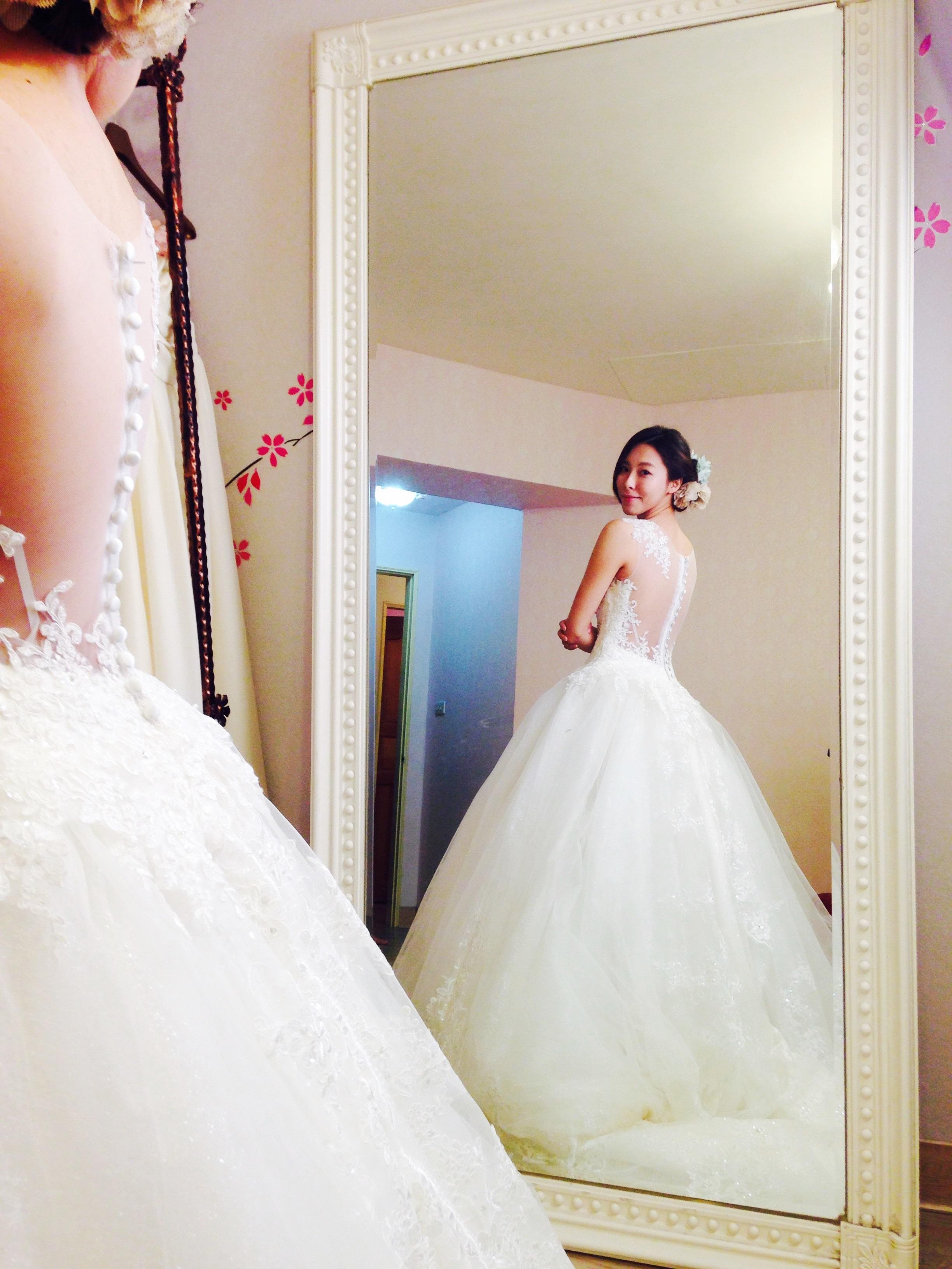 婚紗 版 型