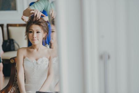 我的婚禮攝影比婚紗照更唯美
