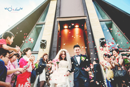 婚禮要準備一年,真的假的?