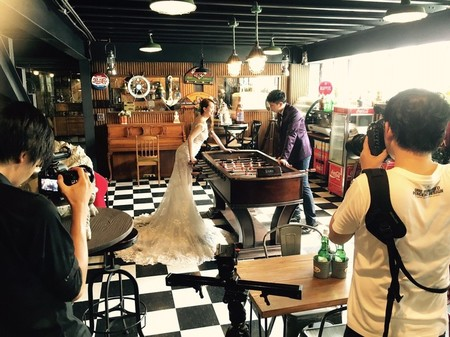 STUDIO 1 好時光 - 推薦婚紗攝影棚
