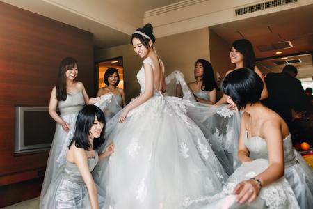 如果懷孕也想參加姐妹的婚禮怎麼辦?