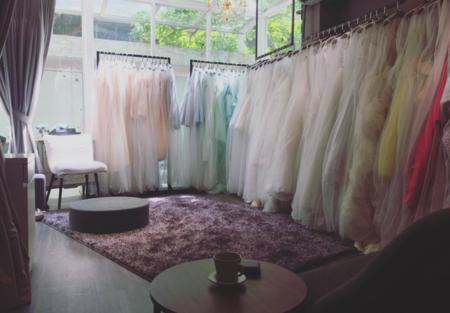 讓WeddingDay帶妳一探究竟婚紗試衣間的奧妙~