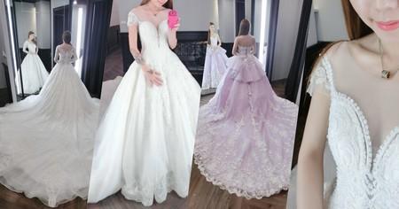 禮服美到逼瘋新娘子~