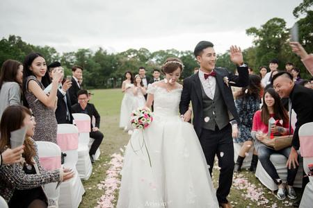 新娘挑選捧花三大重點!