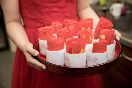 結婚吃茶?! 文定奉茶?!
