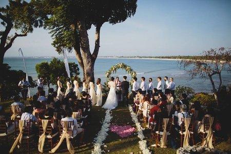 海島婚禮,其實可以很簡單~