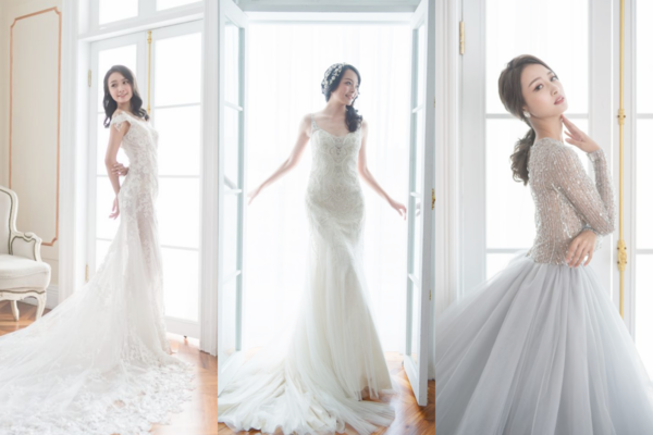 不同體型該如何挑選命定婚紗?