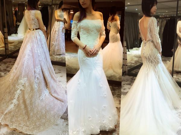 夢幻新娘必來的禮服工作室❤️