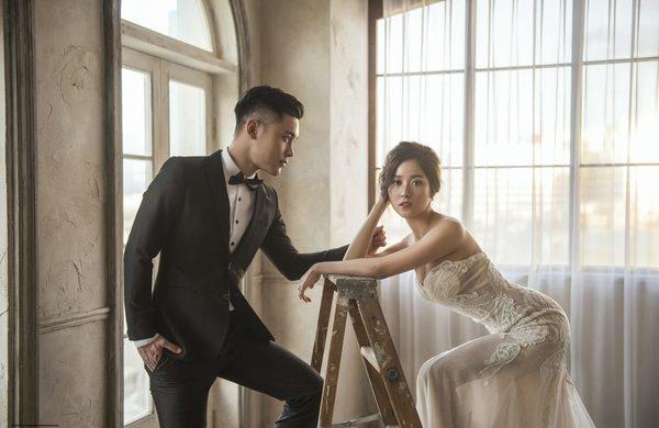 挑對攝影師,讓妳拍出超有質感婚紗照!!