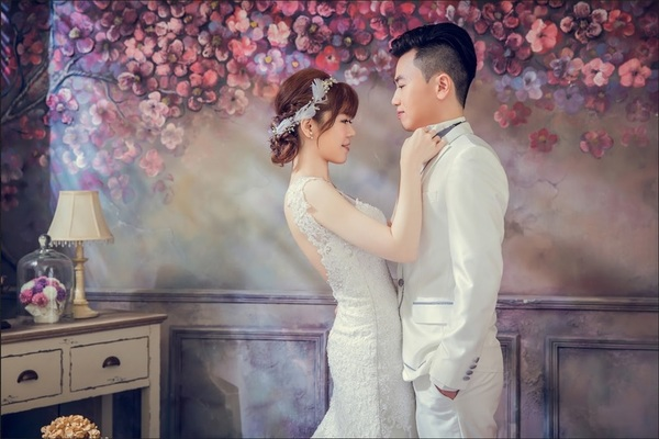韓風控女孩不能錯過的婚紗!
