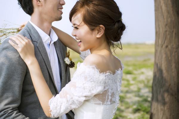 拍到做夢都會笑的婚紗照!