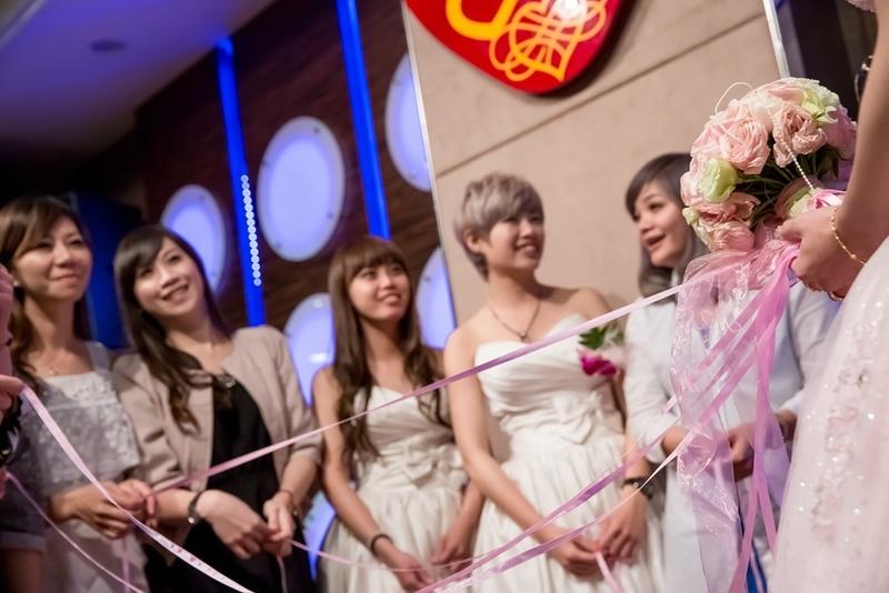網友票選十大婚禮小遊戲