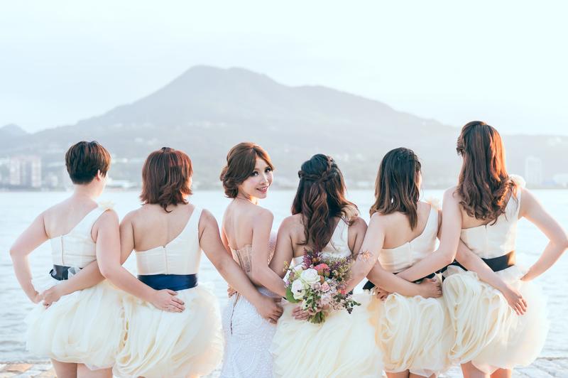 讓新娘變成女神的美麗推手
