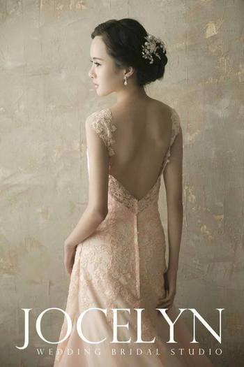 Jocelyn Wedding 婕詩精品婚紗