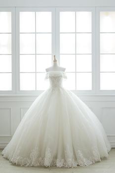 幸福感婚紗手工禮服Happiness wedding