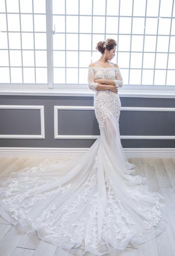 LaPetite Vitrine 小櫥窗法式手工婚紗