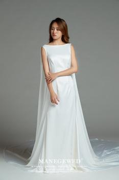 旋轉木馬手工精緻婚紗