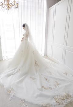 愛情,蔓延 精緻婚紗