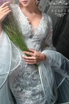 Jess wedding dress 爵絲婚紗美學