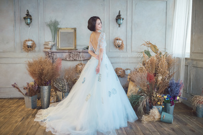 JillBridal 吉兒法式手工婚紗婚紗禮服