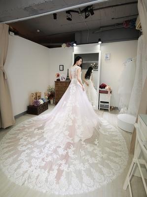 GreatElim 以琳手工婚紗婚紗禮服