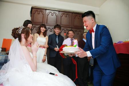在一起always開心 ♥ 新竹風采宴會館 ♥ 迎娶+晚宴