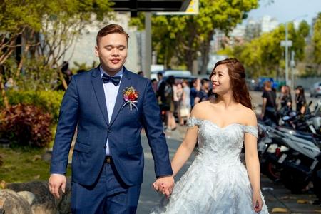[婚禮攝影] 健平&毓琇 / 結婚 / 金華屋婚宴會館