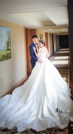 禎瑩 結婚整體造型