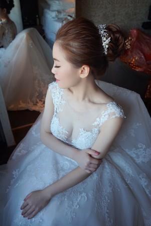 根本就是明星呀 ~台北結婚喜宴新娘秘書