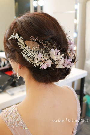 Vivian Mai make up【Wedding】- 毅玟