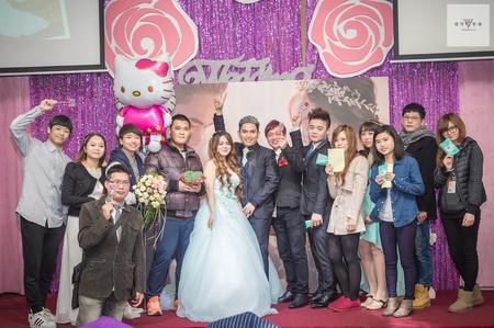 婚攝[桃園婚攝]清祥&佩珊|綠光花園|婚禮紀錄|weddingday|純宴客|長頭紗|飄浮