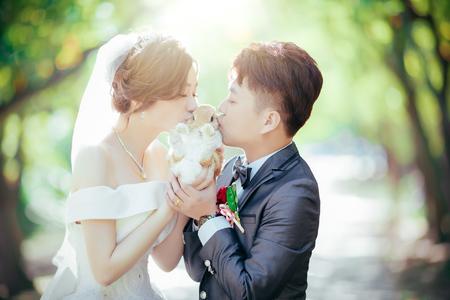 台南丸山海津-志昆❤軒榕結婚之囍