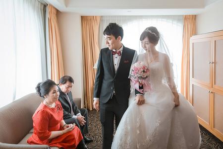[婚攝] 中和 福朋喜來登 | 婚禮紀錄 | 宸毅&雅雯 - 奔跑少年