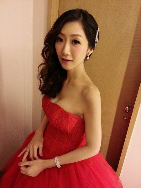 仙媛結婚造型