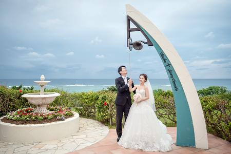 婚禮紀錄 | Okinawa沖繩_海外婚禮