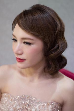 bride~慧 大八飯店 新秘眉音