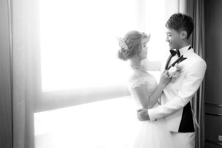 新莊翰品酒店--結婚迎娶婚禮記錄
