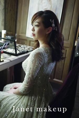 Joyce 結婚造型@君品酒店
