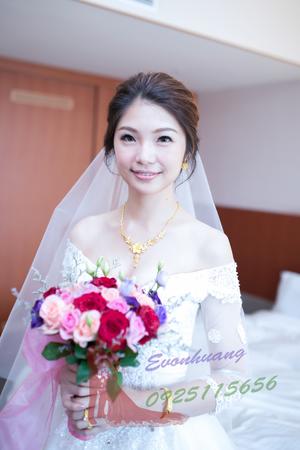 wedding新娘 葳-新黑貓餐廳(白紗)