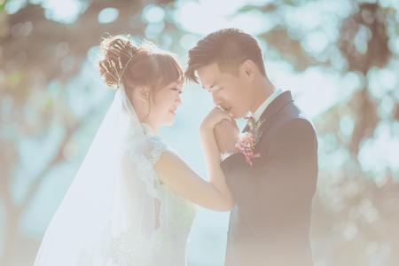 台中展華婚宴會館-瑞鴻❤雅馨結婚之囍