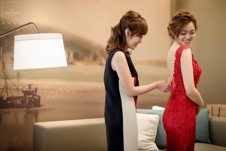 婚禮紀錄   WEDDING 美福大飯店  儀式宴客   綠攝影像